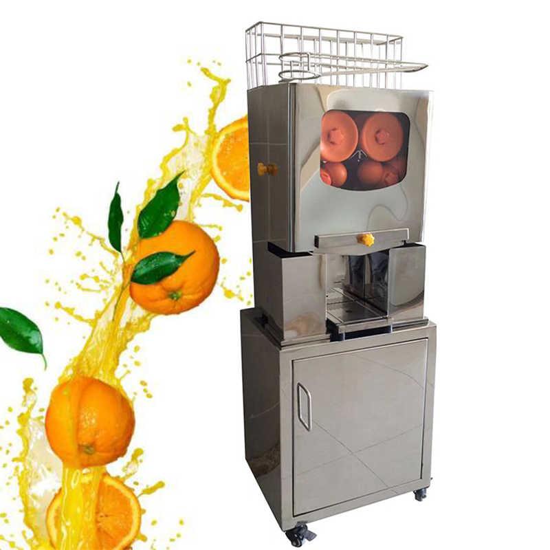 Электрический автоматический для апельсинов экстрактор 110/220 V Соковыжималка