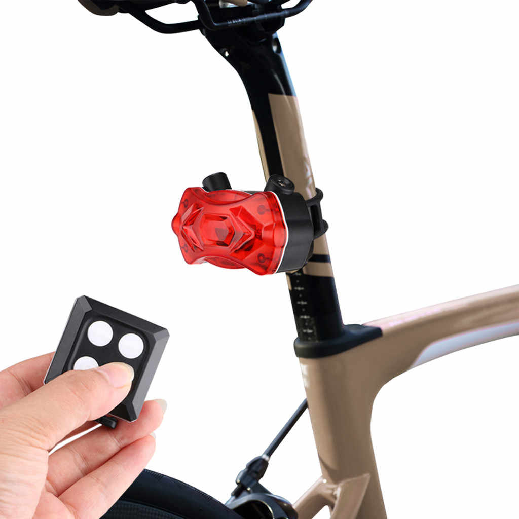 Горячий ультра яркий для горного велосипеда бабочка задний фонарь Предупреждение велосипедная лампа для фары заднего света Прямая доставка