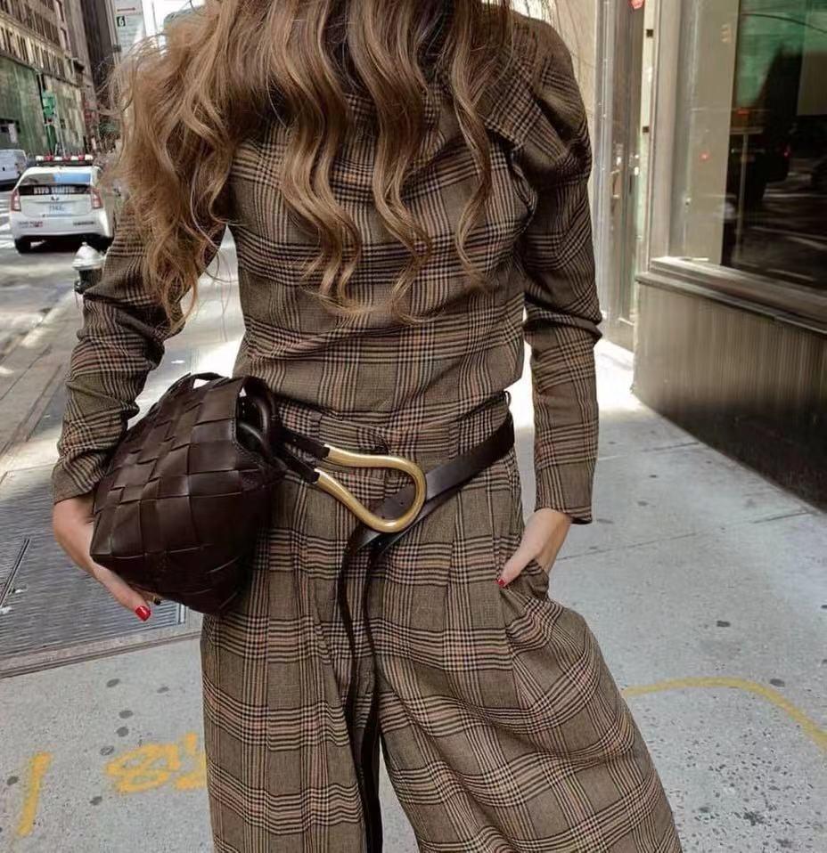 Femmes piste marque noir ceinture nouveauté grande boucle sexy ceinture nouveau 2019 automne hiver haute rue bref ceintures avec sac