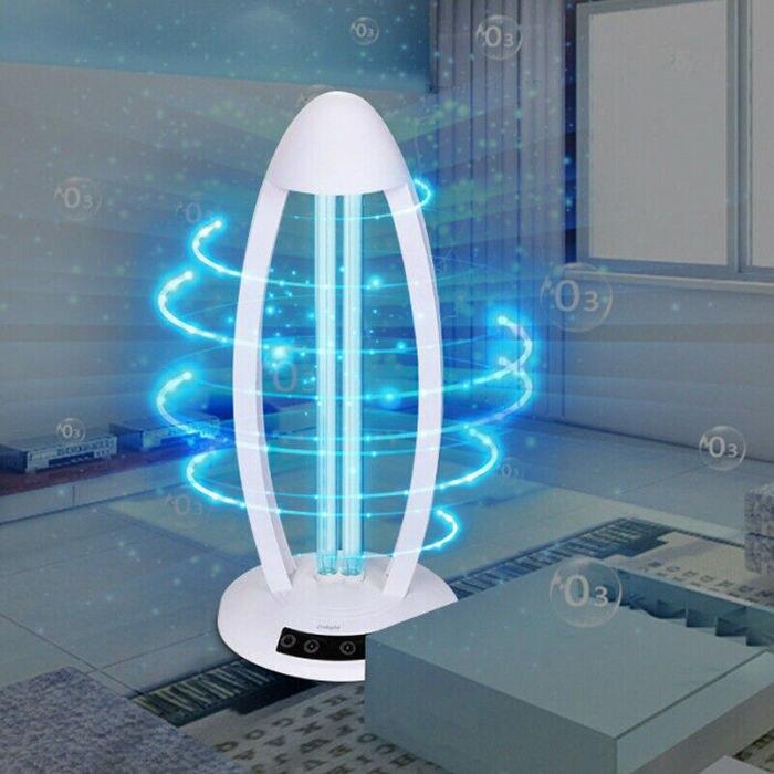 Uv luz de desinfecção ultravioleta lâmpada quartzo