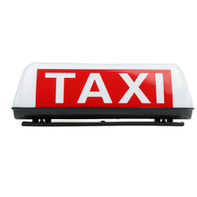 Водонепроницаемый Автомобильный светодиодный супер яркий аксессуар для крыши кабины Универсальный знак лампа Магнитная такси верхний светильник купол с подсветкой Топпер