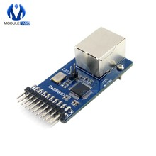 DP83848 Ethernet Physical Layer Transceiver RJ45 Control Interface Board Embedded WEB Server RJ45 Module Diy Electronic(China)