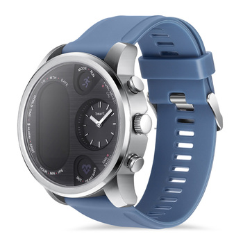T3 PRO Smart Watch Dual Time Waterproof IP67 Heart Rate Monitor Bluetooth Activity Tracker Smartwatch Sports For IOS Android 7