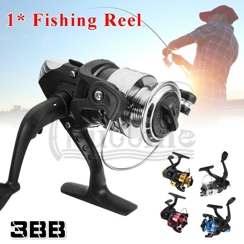 PULLINE 3BB High Quatity Fishing Gear Spinning Wheel Electroplate Spinning Fishing Reel For Sea Fishing (Without Fishing Line)