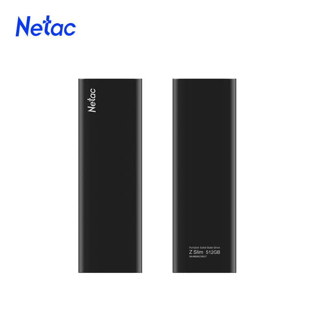 Netac External SSD 250GB 500GB 1TB 2TB Portable SSD Solid State Drive USB 3.1 Type C Gen 2 Hard Drive Disk For Laptop PC 4