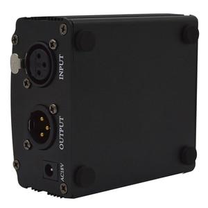 Image 3 - 48V Dc Phantom Power Supplyของแท้ProfessionalสำหรับStudio Recording Condenserไมโครโฟนคอมพิวเตอร์Eu Plug