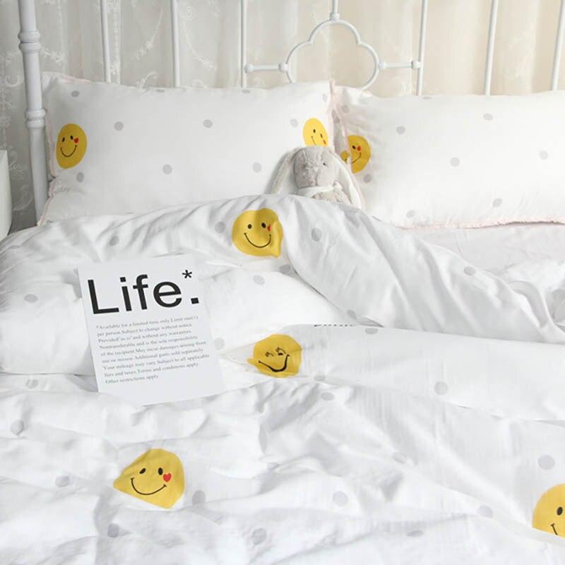 Ensemble de literie bébé coton berceau taie d'oreiller drap de lit housse de couette bébé garçon chambre literie 3 pièces/ensemble 200*230cm impression BXX037