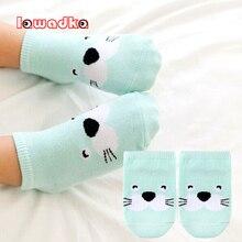 Sock Accessories Anti-Slip-Socks Newborn-Baby Girls Boys Lawadka Infant Cartoon Cotton
