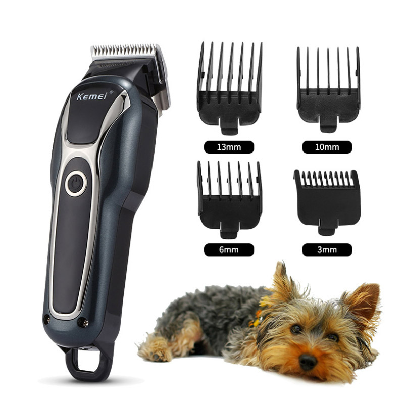 Rechargeable Dog Hair Clipper Professional Hair Trimmer for Cat Cutter Grooming Machine Hair Remover Animal for Pet 110-240v 42