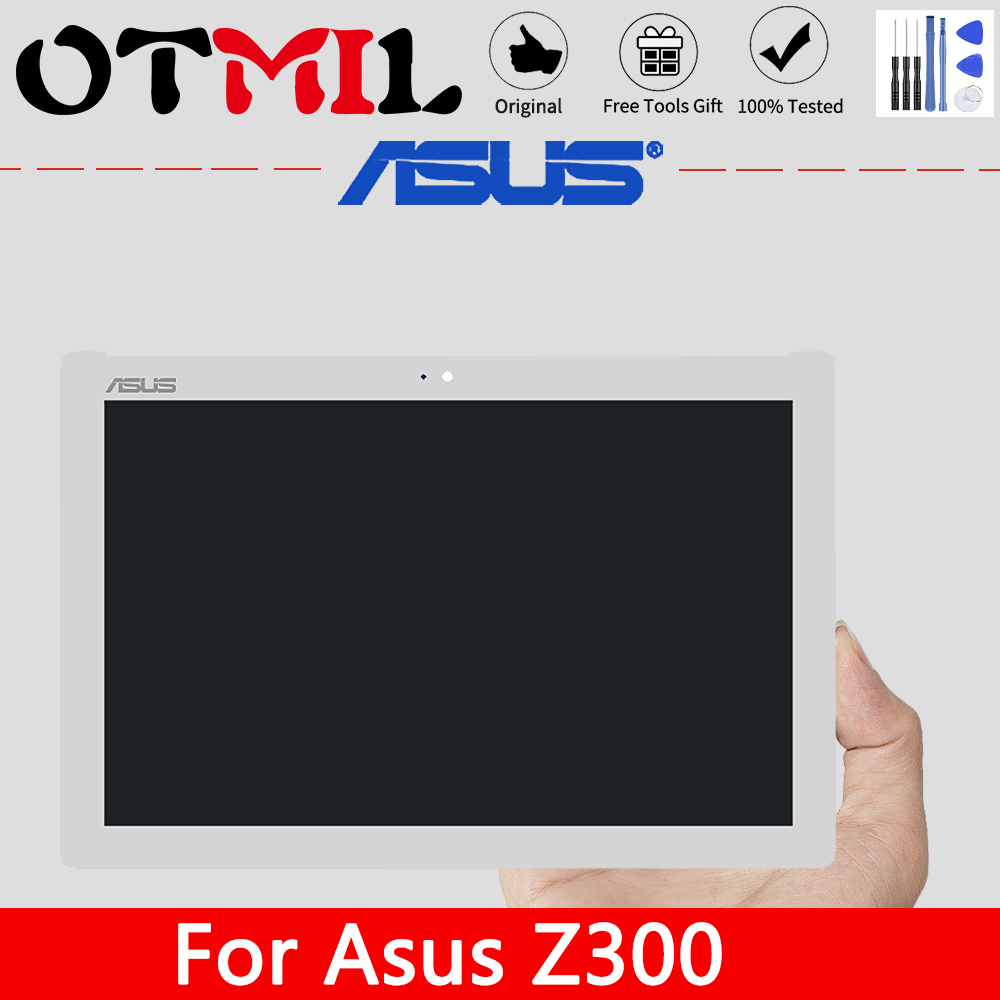 For ASUS Zenpad 10 LCD Display Touch Screen Assembly For Asus Z300M Z301M Z301ML Z301MF Z301MFL Z300C Z300CG Full Screen