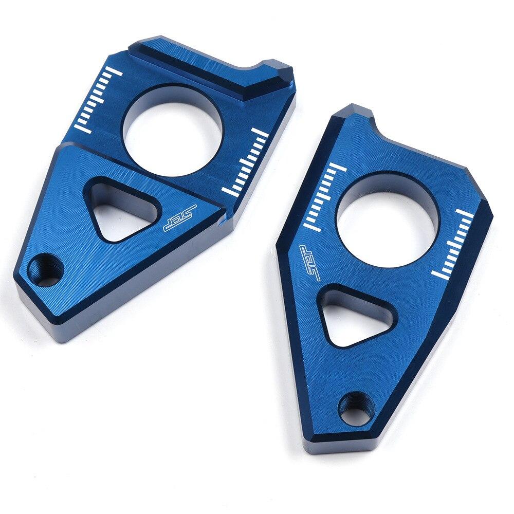 Yamaha Motorcycle Chain Nervous Maker Accessories TMax530 CNC Aluminium Alloy Adjuster Leather Belt Regulator