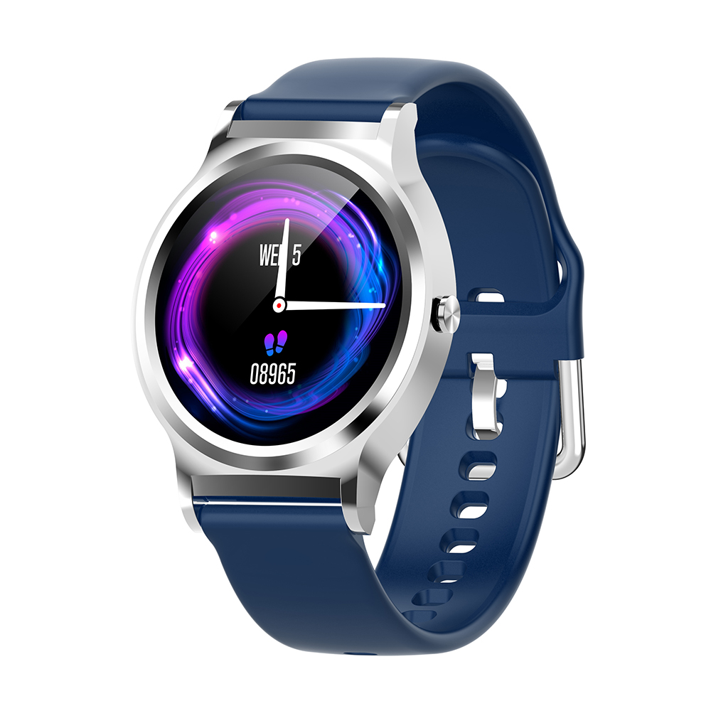 CF98 Smart Bracelet Watch Sports Fitness Tracker Heart Rate Blood Pressure Monitor Full Touch Screen Smartwatch Android IOS