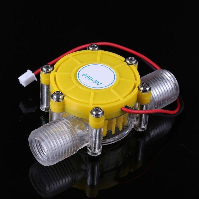 Micro-hydro Generator DC Water Flow Pump Turbine Hydroelectric Power Energy Generators mini water turbinen generator 1