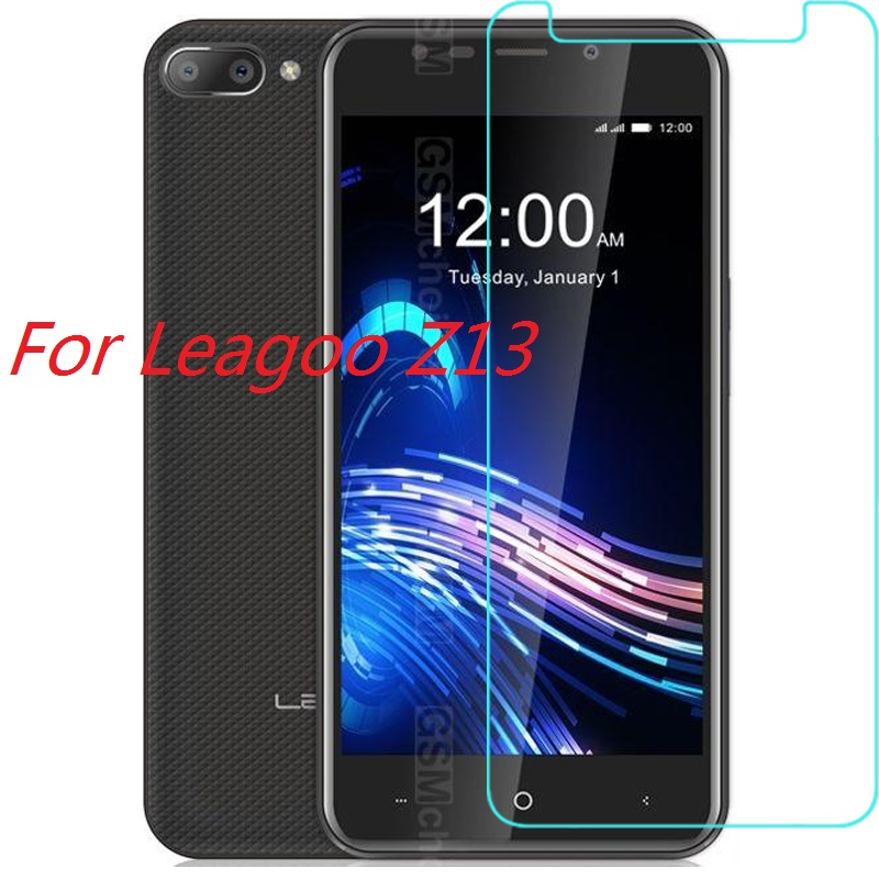 0.26mm Toughened Glass For Leagoo Z13 0.26mm 9H Tempered Glass Screen Protector Protective Film For Leagoo Z 13 HD