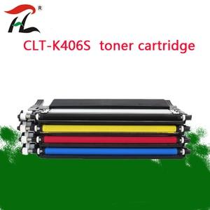 Image 1 - CLT406S CLT K406S CLT406S 406 406S 호환 토너 카트리지 SL C460W SL C460FW SL C463W C460W C460FW C463W 프린터