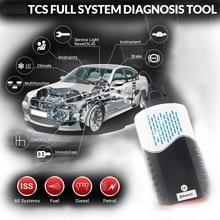 OBD сканер для delphi ds150e ds 150e для TCS vci с R3,00 Keygen Bluetooth obd2 автомобили Грузовики диагностический инструмент