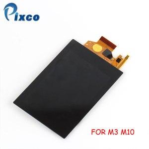 Image 1 - Pixco Para M3 M10 Screen Display LCD Para Canon EOS PARA M3 M10 Digital Camera Repair Parte + Backlight + Toque