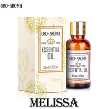 Famous brand oroaroma natural Melissa essential oil Skin has