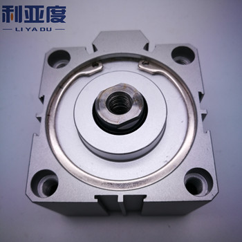 SDA100-90 thin cylinder Series 100mm Bore 90mm Stroke SDA100*90 Aluminium alloy cylinder SDA100X90