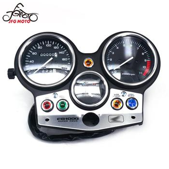 Motorcycle 180 Turn Tachometer Odometer Speedometer Gauges For HONDA CB1000 CB 1000 1994 1995 1996 1997 1998 image