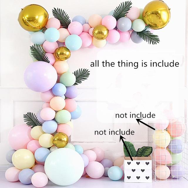 Bahçe çiçek tarzı Parti Balonlar düğün/nişan/yıldönümü/thirthday parti dekorasyon pembe, altın, gümüş, mor