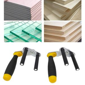 1 Pair Adjustable Gypsum Board Lifter Portable Ceramic Tile Multi Function Glass Carrying Tool
