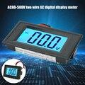 3 знака после запятой постоянного тока Вольтметр ЖК-дисплей Дисплей Напряжение метр с Подсветка YB5135D HVR88