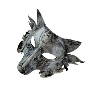 Wolf Head Mask For Halloween P