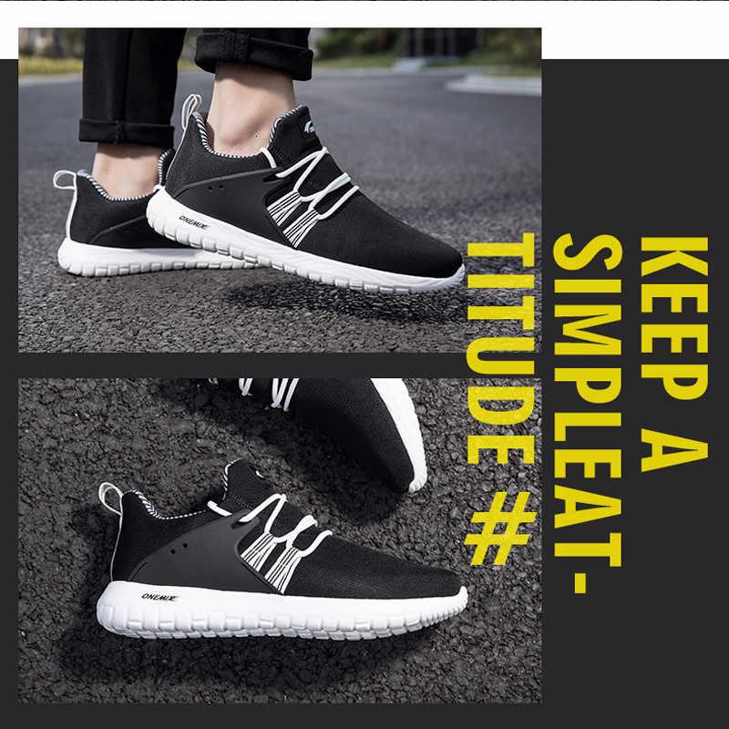 ใหม่ Onemix รองเท้าวิ่งสำหรับรองเท้าผ้าใบสำหรับสตรี CUSHIONING DMX น้ำหนักเบารองเท้าผ้าใบกลางแจ้งเดิน Trekking รองเท้า