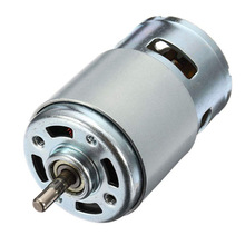 цена на DC12V-24V 10000rpm 60W 775 Mini Micro Metal Gear Motor with Gearwheel DC Motor Large Torque Motor with Ball Bearing Gear Motor