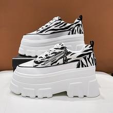 Chaussures de créateur pour femmes, baskets épaisses de 7cm, décontractées, à plateforme, nouvelle mode, 2021
