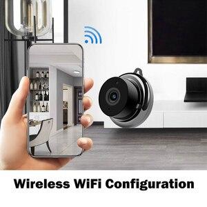 Image 5 - Yoosee אפליקציה 1080P HD Wifi מיני מצלמה אבטחת בית P2P CCTV מצלמה WiFi ראיית לילה אלחוטי מעקב מצלמה מרחוק צג