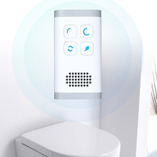 Plug-In Air Purifier Ozone Disinfection Negative Ions Air Cleaner Odor Remover Air Purifiers For Bedroom Low Noise US Plug 3 in 1 multifunctional air purifier with activated carbon photocatalyst ozone mosquito killer purifiers air cleaning household