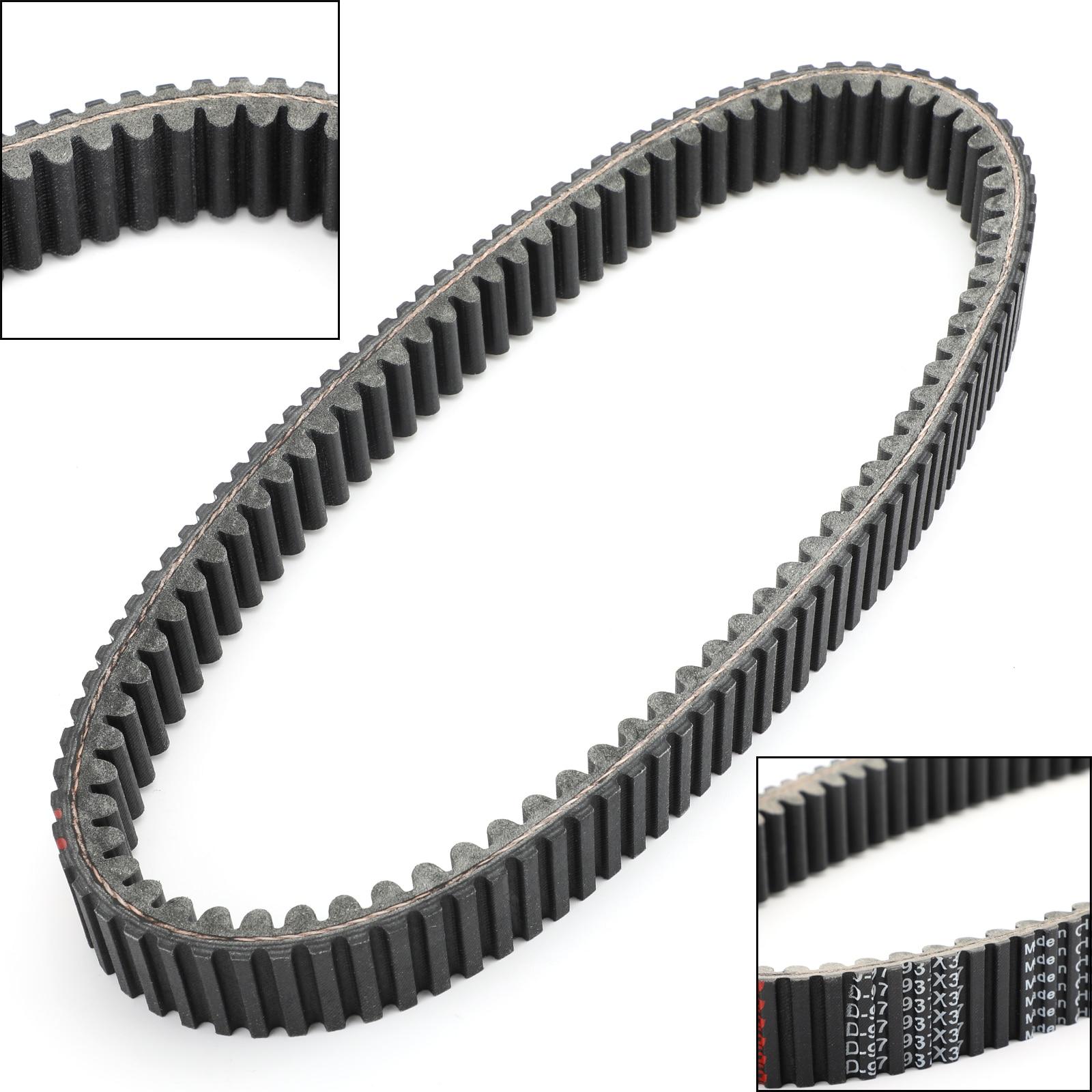 Artudatech 0823-013 Drive Belt For Textron Alterra Arctic Cat 500 550 650 700 Prowler ATV 0823013
