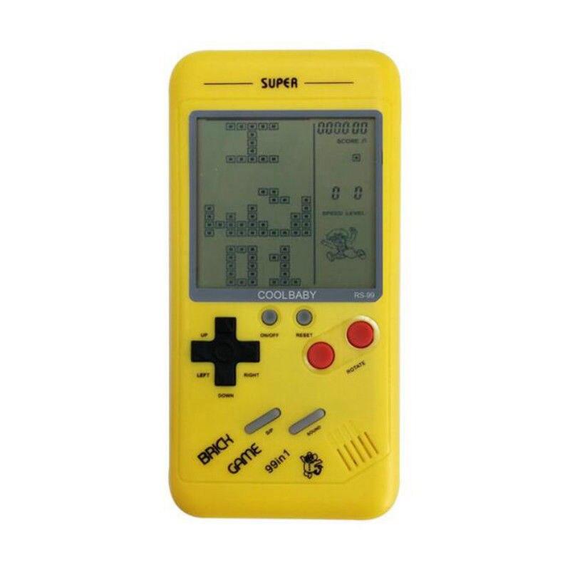 Студенческие классические игры дети ностальгия маленькая портативная игровая консоль для тетрис игра классическое разнообразие