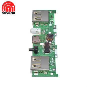 DC 5V 1A 2A Mobile Power Bank Charger Control Board 2