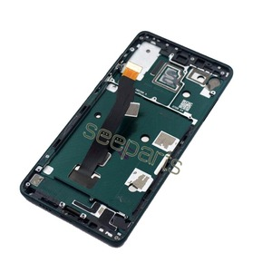 """Image 5 - 5.99"""" Original LCD For XIAOMI Mi Mix 2s Display Touch Screen Digitizer Assembly With Frame For Mix 2S LCD Screen Replacement"""