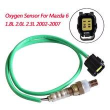 Sensor de oxígeno Lambda, sonda O2, Sensor de índice de combustible de aire para Mazda 2002, 1,8, 2,0, 2,3, 2002, L813 18 861B, L81318861