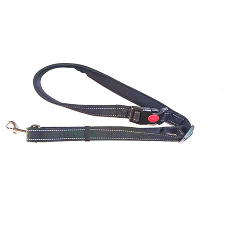 Hot Selling Car Safety Belt For Pet Dog Dual Purpose Car Mounted Hand Holding Rope Retractable