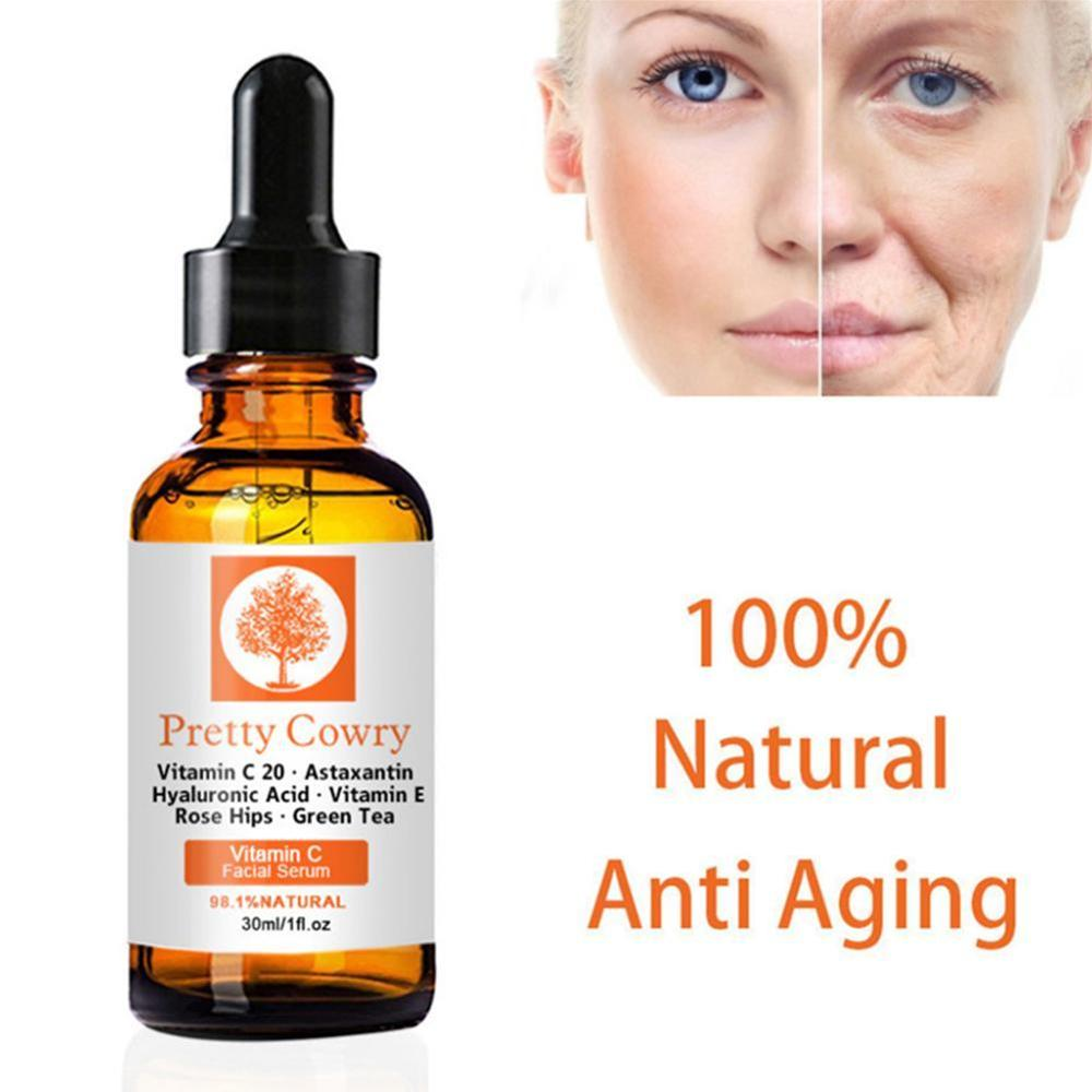 30ml Repair Skin Serum Retinol Vitamin C Serum Firming Anti-Wrinkle Anti-Aging Anti Acne Serum Skin Care Essence