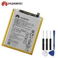 Batterie de remplacement d'origine HB366481ECW pour Huawei Honor 9i P10 Lite P20 Lite G9 Honor 7C profitez de 7S 8E Nova Lite GT3 Nova 3E
