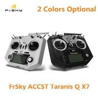 FrSky ACCST Taranis Modo Q X7 2.4G 16CH 2 Transmissor Controle Remoto para FrSky X/D/ V8-II RC Drone Quadcopter FPV RC Peças