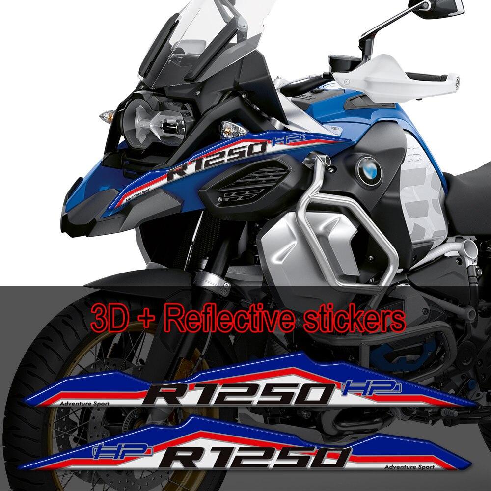 Adesivos para motocicleta r1250 r 1250 gs