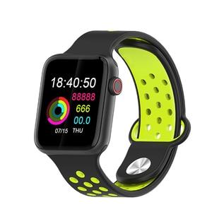 Image 1 - Per il Fitness Actvitity Tracker Intelligente Della Vigilanza di Salute Montoring Passi Pedometro Banda di Frequenza Cardiaca M33 Trasporto Libero per xiaomi