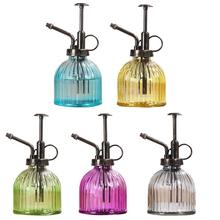 Plant Flower Glass Watering Pot Spray Bottle Garden Mister Sprayer Hairdressing Can Practical Gardening Tool