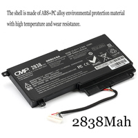 1PC New Laptop Battery Internal For TOSHIBA S40 A S40DT A S40T A PA5107U 1BRS