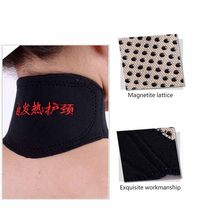 * Tcare 1 sztuk turmalin pasek na szyję samonagrzewający brace magnetoterapia Wrap Protect band szyi wsparcie pas do masowania opieki zdrowotnej