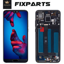 Tested Well Huawei P20 LCD Display EML-AL00 Touch Screen Digitizer Assembly With Frame Replacement 5.8