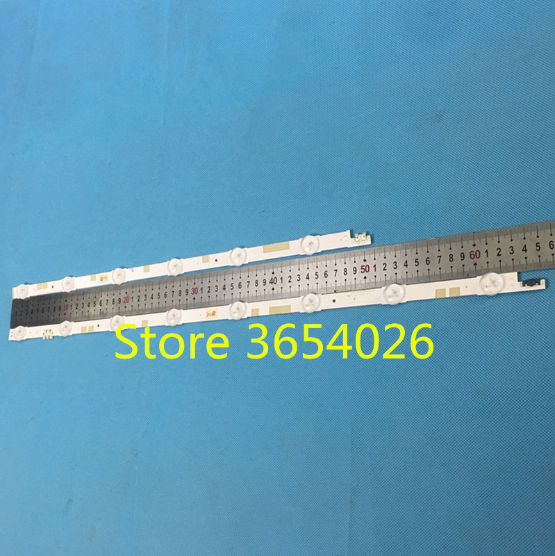 2PCS/set LED Backlight Strip  For Samsung 55