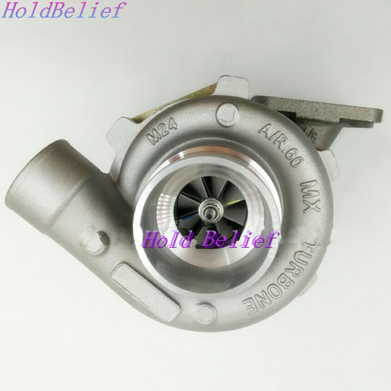 Turbo Turbocharger TA3401 466334 5008S 466334 0002 For John Deere Engine 5.9/6.8L 6359 6414T|Turbocharger|   - title=
